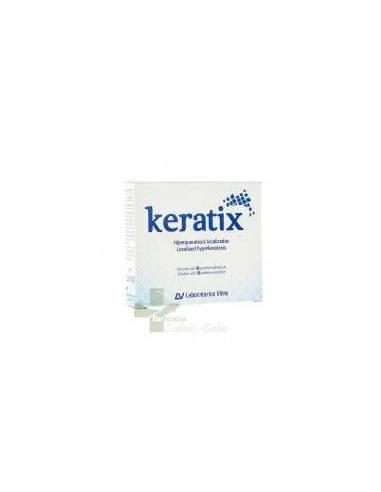 KERATIX SOLUCION + PARCHES ADH  3 G +...